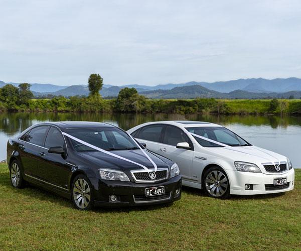 luxury wedding cars for hire byron bay