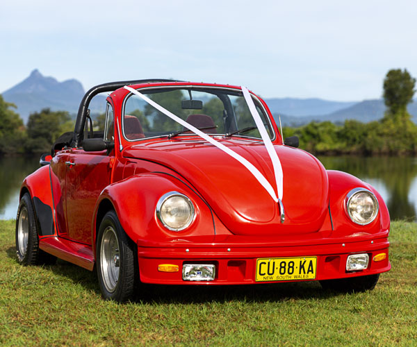 vw beatle for hire