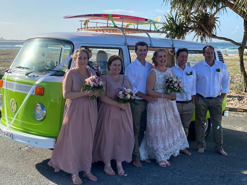 ballina wedding transport